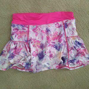 New Layer 8 Girls skort shorts L